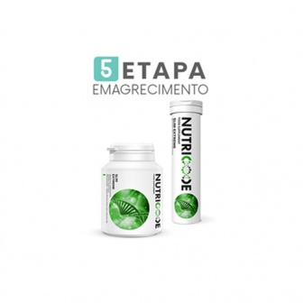 Set 5ª Etapa FIT6 – Emagrecimento