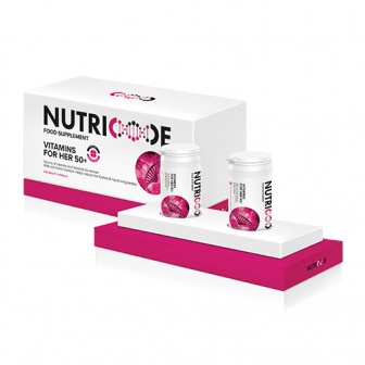 Nutricode Vitamins For Her 50+ (Para Ela)