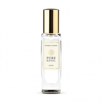 FM 142 Perfume Feminino PURE ROYAL 15 ml